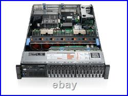 Dell Poweredge R720 2x E5-2650v2 2.60GHz DDR3 256GB PERC H710 RAID 16-CORES