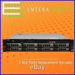 Dell Poweredge R720 2x E5-2670 2.6ghz 8c 128gb 8x 300gb 15k Sas Perc H710p