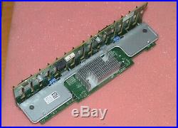 Dell Poweredge R730 8 Bay SFF Server 16Bay HDD Backplane And Cage Upgrade 4G4F6