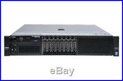 Dell Poweredge R7910 Server 8/16 Bay Sff 2.5 Barebones Empty Chassis Fjdv7