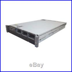 Dell Poweredge R810 24-Core 2.00GHz E7540 32GB RAM 4x 300GB 2.5 10K HDD H700