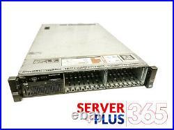Dell Poweredge R820 16 Bay Sff Barebone Server No Cpu No Ram No Hdd