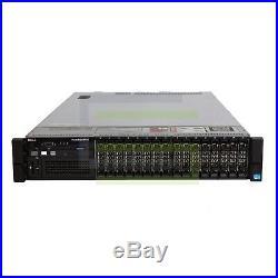 Dell Poweredge R820 4x 8-CORE 2.70GHZ E5-4650 32GB RAM 2 X 300GB HD SERVER