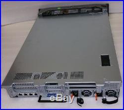 Dell Poweredge R820 Server 2x 8-Core E5-4650 2.7GHz, 64GB, 8x 146GB 15K, H310