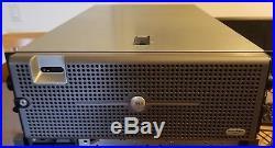 Dell Poweredge R900 4x Xeon 2.4ghz E7450 24 Cores 128gb 5x 300gb Rails & Bezel