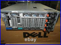 Dell Poweredge R910 4x E7-4860 2.26Ghz 40-CORE-256GB-DDR3 16x300GB 2.5 10K H700