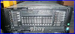 Dell Poweredge R920 Server-4x E7-4880 V2 15C 2.5GHz-1TB RAM-4x 1.6TB SSD