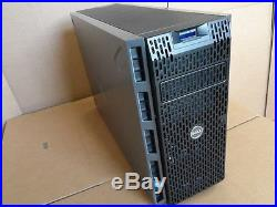 Dell Poweredge Server T420 4 Hdd Bay Empty Barebones Metal Chassis Bezel Fhw0j
