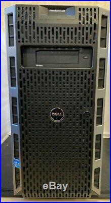 Dell Poweredge T320 Tower Server Xeon E5 CPU TESTED WORKING BAREBONES