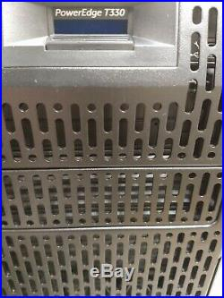 Dell Poweredge T330 Server