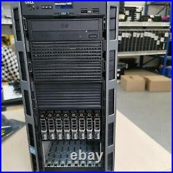 Dell Poweredge T420 Tower 2.4tb Hd 32gb Ram Dual E5-2407 H710