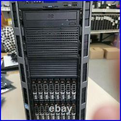 Dell Poweredge T420 Tower 4.8tb Hd 64gb Ram Dual E5-2407 H710