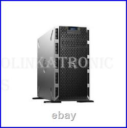 Dell Poweredge T630 18 Bay Lff Server Dual 10 Core E5-2650 V3 32gb H730p Idrac8