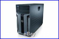 Dell Poweredge Tower T710 2x HEX-Core X5675 3.06GHz 128GB DDR3 Server 1TB SSD