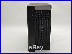 Dell Precision Tower 7910 E5-2630 v3 2.40Ghz Win10 Pro 500GB 8GB Quadro 2000