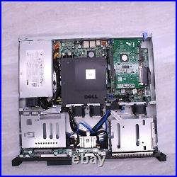 Dell R210 Server Intel Xeon X3450 2.66Ghz 8Gb No Hdd