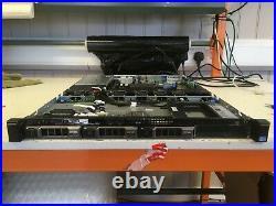 Dell R320 Server, Intel Xeon E5-2430 @ 2.2ghz, No Hard Drives, No Ram