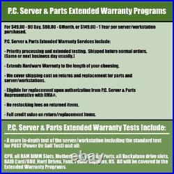Dell R620 4B 3x PCI 20-Core 2.80GHz E5-2680 v2 16GB S110 495W No 2.5 HD