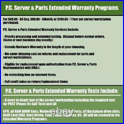 Dell R620 4B 3x PCI 8-Core 2.40GHz E5-2609 16GB S110 495W No 2.5 HD