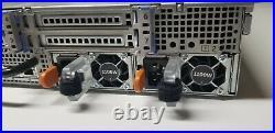 Dell R720 Server with 2x 10-Core 2.5GHz E5-2670v2, 96GB, 12x 1.2TB, H710p, 16-Bay