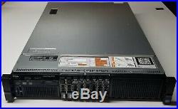 Dell R720 Server with 2x 8-Core 2.4GHz E5-2665, 32GB, 2x 300GB 10K, H710, 8-Bay