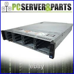 Dell R720xd 14B LFF 8-Core 2.50GHz E5-2609 v2 32GB RAM H710 No 3.5 HDD