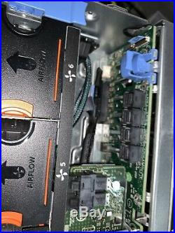 Dell R730xd OEM SFF 2.5 26-bay 24+ Flex Server E5-2640V3 16GB H730P 10G 2PSU NR