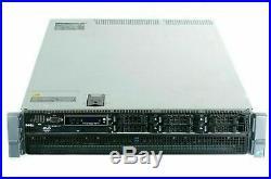 Dell R810 4 x E7-4870 10Core 2.40GHz CPU 128GB RAM H200 Rail Kit Bezel