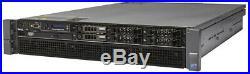 Dell R810 4 x E7540 6Core 2.00GHz CPU 128GB RAM H700 512MB Rail Kit Bezel