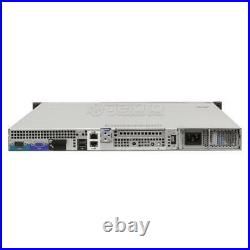 Dell Server PowerEdge R410 2x QC Xeon E5520 2,26GHz 8GB LFF