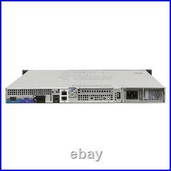 Dell Server PowerEdge R410 2x QC Xeon L5520 2,26GHz 24GB LFF non-RPS
