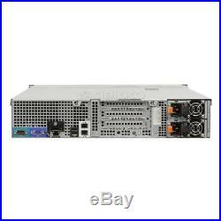 Dell Server PowerEdge R510 QC Xeon E5620 2,4GHz 12GB 8xLFF