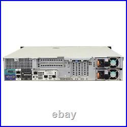 Dell Server PowerEdge R530 6C Xeon E5-2620 v3 2,4GHz 16GB 8xLFF H330 Mini