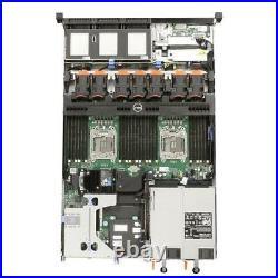 Dell Server PowerEdge R630 2x 6C Xeon E5-2620 v3 2,4GHz 32GB 8xSFF H730