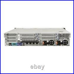 Dell Server PowerEdge R720 10C Xeon E5-2670 v2 2,5GHz 64GB 8xLFF H710