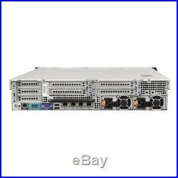 Dell Server PowerEdge R720 2x 6C Xeon E5-2620 2GHz 32GB 8xLFF H710P