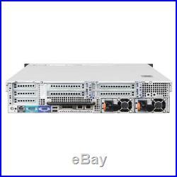 Dell Server PowerEdge R720 2x 8C Xeon E5-2650 v2 2,6GHz 64GB 8xSFF H710P