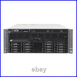 Dell Server PowerEdge R910 4x QC Xeon E7520 1,86GHz 128GB 16xSFF H700