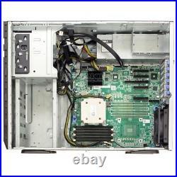 Dell Server PowerEdge T320 6C Xeon E5-2420 1,9GHz 8GB 600GB 3,5 H310