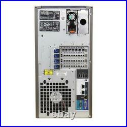 Dell Server PowerEdge T340 QC Xeon E-2224 3,4GHz 32GB H330 iDRAC 9 NOB