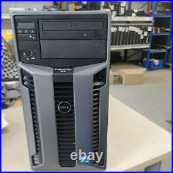 Dell T610 Tower 600gb Hd, 8gb Ram H700 E5620