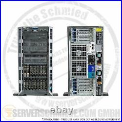 Dell T630 16x 2,5 SFF XEON E5-2600 v3 v4 PERC SAS Raid vmware Tower Server