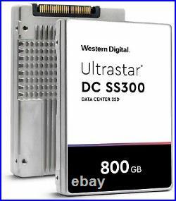 Dell WD Ultrastar SS300 800GB SAS 12Gb/s 2.5 SSD HUSMM3280ASS204 (0B35075)
