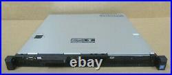 Dell XL PowerEdge R220 Pentium G3420 3.2GHz 8GB Ram 250W PSU 1U Rack Server