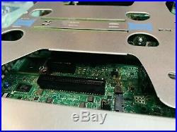 Dell r430 8 bay 2.5 SFF Server CTO Perc H730 1x HS 2x 550w PSU Barebones NO CPU