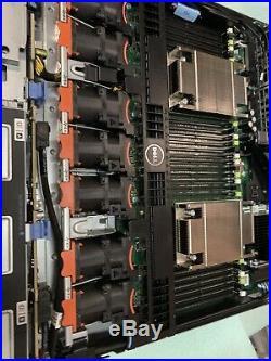 Dell r630 8 bay 2.5 SFF iDrac ENTERPRISE Bare Server CTO 2xPSU 2xHS H330 10Gb