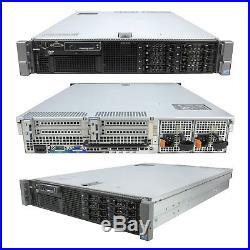 Energy-Efficient DELL PowerEdge R710 Server 2x2.26Ghz L5520 QC 64GB 2x300GB SSD