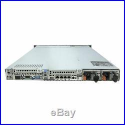 Energy-Efficient Dell PowerEdge R610 Server 2.26Ghz 12-Core 32GB 2x 146GB