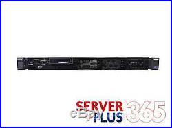 Enterprise Dell PowerEdge R610 Server 2x 2.93GHz 8-Cores 64GB RAM 2x450GB SAS HD