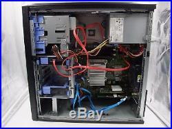 Fast Cheap Server Dell PowerEdge T110 II Xeon E3-1240 3.40Ghz 8GB RAM 500GB HDD
